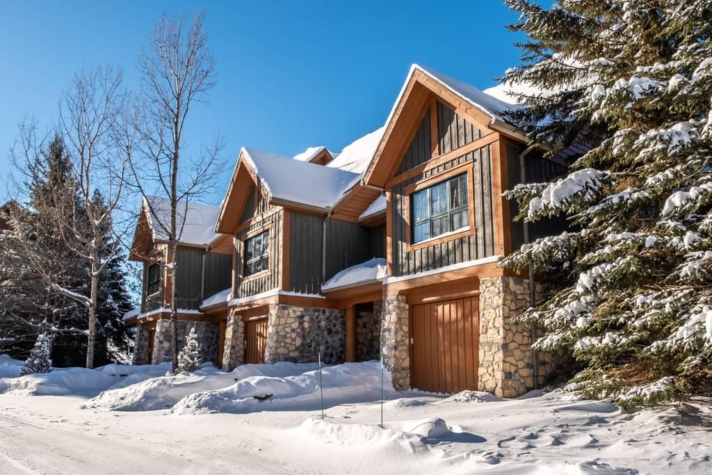 Ski in - ski out cottages for rent in Quebec #2